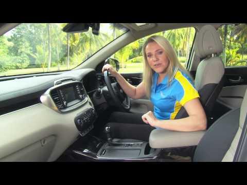 NRMA new car review: 2015 KIA Sorento SUV