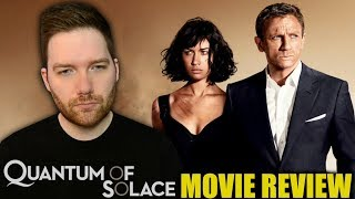 Quantum of Solace - Movie Review