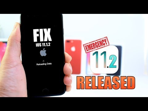 iOS 11.2 RELEASED EMERGENCY FIX for iOS 11.1.2 | Apple is losing it