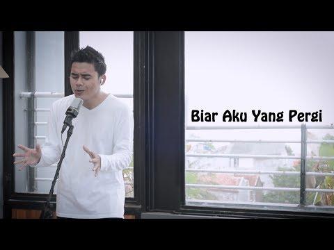 Biar Aku Yang Pergi - Aldy Maldini (Cover) by Abbil Art