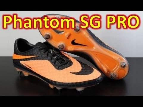 Nike HyperVenom Phantom SG-Pro Bright Citrus/Black - Unboxing + On Feet