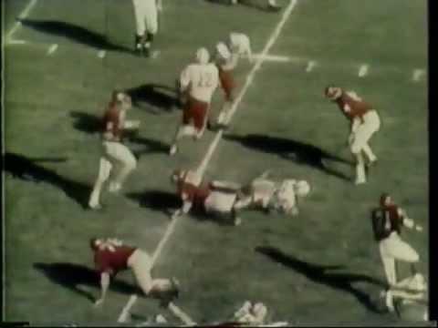 1969 Nebraska vs Oklahoma with Radio Audio