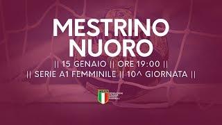 Serie A1F [10^]: Mestrino - Nuoro 23-20
