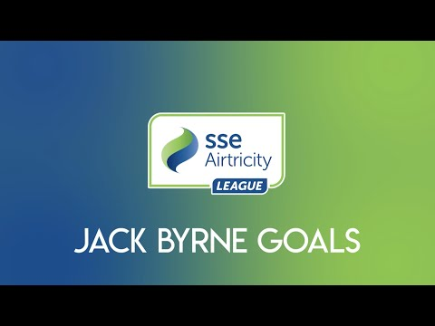 SSE Airtricity League | Jack Byrne's 2020 goals