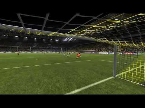 FIFA 13 Borussia Dortmund vs Real Madrid Predicción Ida Semifinales UCL