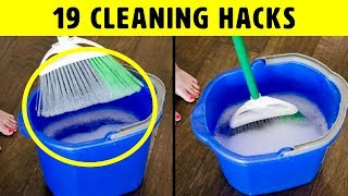 19 Cleaning Hacks That Show How To Clean Better And Faster