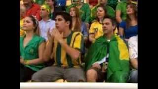 Marcelo Adnet brinca com adaptação do brasileiro aos novos estádios