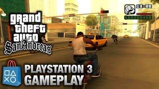 GTA San Andreas - PlayStation 3 Gameplay (PSN)