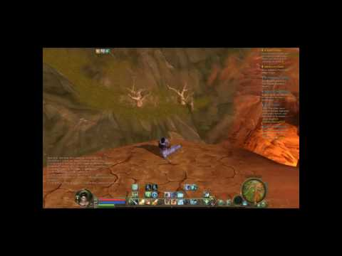 Glide Hopping to abyss gate in Aion