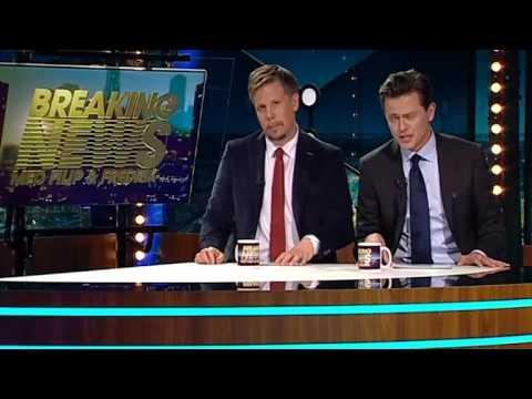 Breaking news med Filip & Fredrik Säsong 3 Episode 1