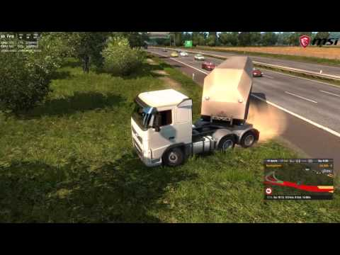 #695 Let's Play Euro Truck Simulator 2 - E4 - Tanzverbot und Bibi - ETS2 Deutsch