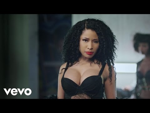 Nicki Minaj - Only ft. Drake, Lil Wayne, Chris Brown [Music Video]
