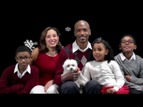 Wheeler Family Christmas Card 2013