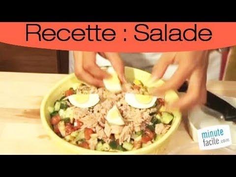 Reussir une salade tunisienne youtube - Coach cuisine a domicile ...