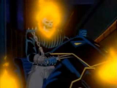 Ghost Rider vs Flash Ghost Rider vs Galactus Audio