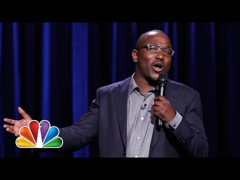 Hannibal Buress Performs Standup