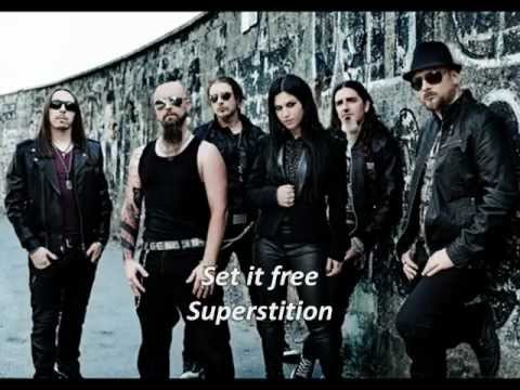 Lacuna Coil - Intoxicated (with Lyrics)
