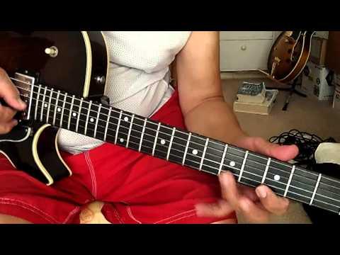 59' Les Paul Fusion guitar demo