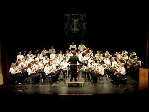 Amparito Roca - Jaime Teixidor (Banda Simfònica d'Algemesí)