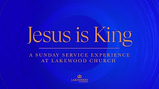 """Jesus Is King"" A Sunday Service Experience at Lakewood Church with Kanye West"