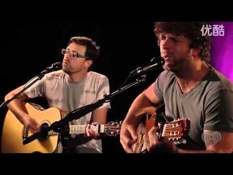 Billy Currington - Let Me Down Easy【Live】iHeartradio