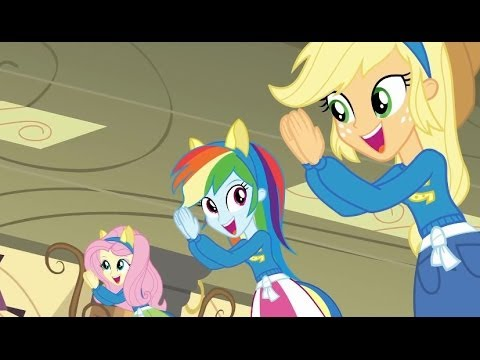 "Песни из мультиков - Helping Twilight Sparkle Win The Crown (OST ""Equestria Girls"")"