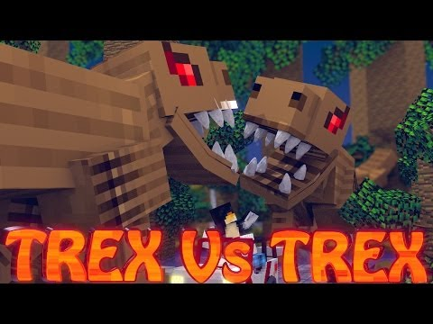 Minecraft Dinosaurs Jurassic Craft Modded Survival Ep 6 NEW LANDS