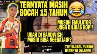 TURNAMEN PUBGM DUBAI, BOCAH INI YG MEWAKILI INDONESIA :D