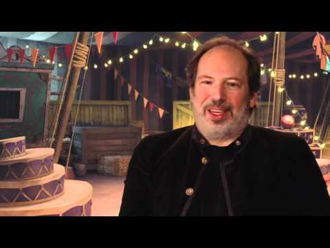 Hans Zimmer - making of MADAGASCAR 3