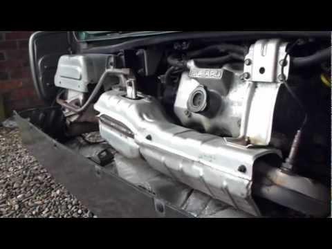 1997 Subaru Domingo/Libero/Sambar 1.2 Automatic 4x4 7 Seat ...