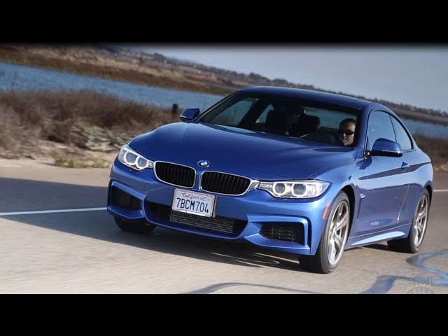 2016 BMW 4 Series - Review and Road Test - YouTube