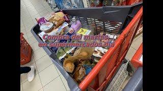 Compra del Martes , supermercados Día