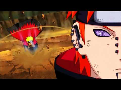 Naruto Vs Pain Shippuden - Beautiful Lies Amv 2011 - 2012 Hd video