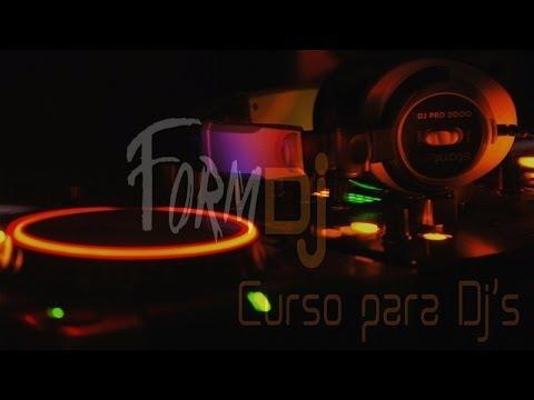 Curso DJ Gratuito - 4º Aula (Compassos, disparos com música) DJ Free Course - 4th Class