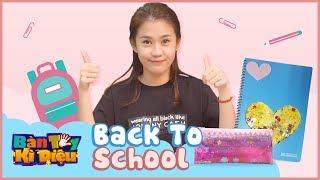 Bàn Tay Kỳ Diệu #8 - Back to School - Ngọc Thảo