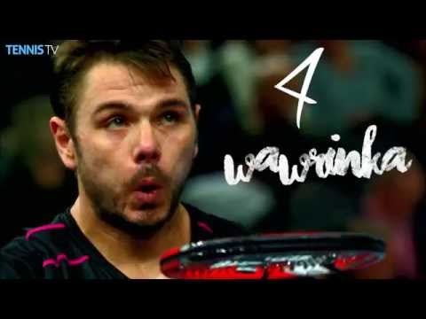 2015 BNP Paribas Masters Paris - Wednesday Highlights feat. Federer, Nadal & Murray