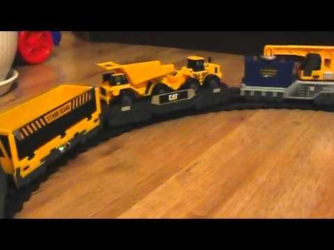 Cat preschool express train