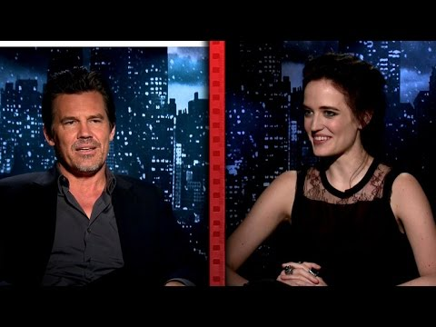 Josh Brolin Gets Flustered Talking About 'Sin City 2' Sex Scenes