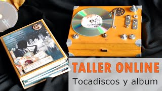 Tutorial Tocadiscos Jazz Club 1/2