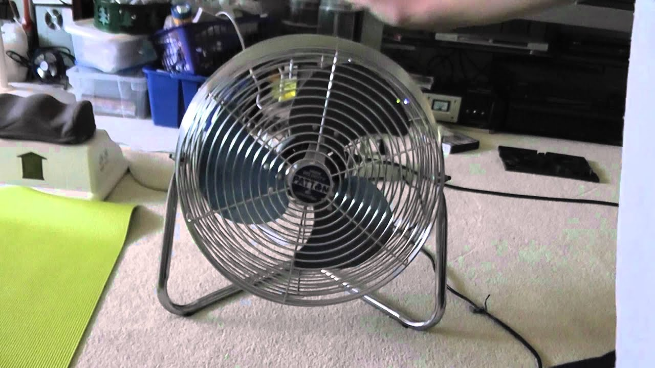 14 quot patton high velocity air circulator fan model u2 1487 from late 90 s