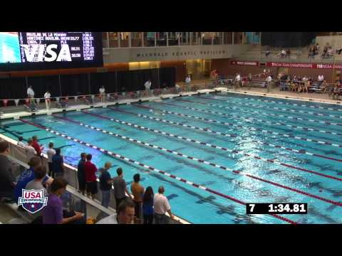 Men's 200m Backstroke C Final - 2012 Columbus Grand Prix