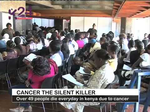 Your Well Being On Cancer The Silent Killer