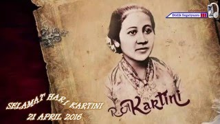 Lagu Ibu Kita Kartini, 21 April 2016
