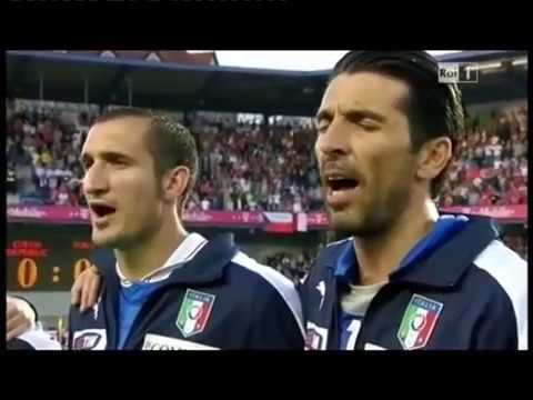 Gianluigi Buffon Superman vs Czech Republic