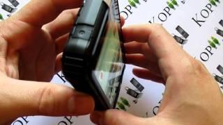 Противоударный китайский Land Rover A8 - Видео-обзор
