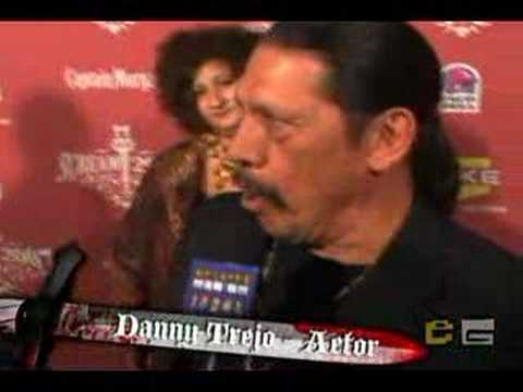 EG @ Spike TV's Scream Awards 2007 - Part 1 Video