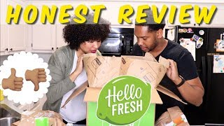 HELLO FRESH REVIEW - IS IT WORTH IT??