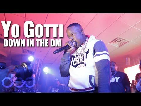 Yo Gotti - Down in the DM (LIVE)