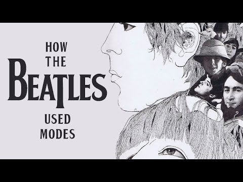 How The Beatles use Modes