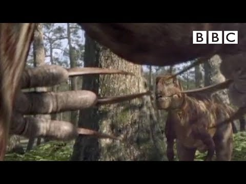 Nothronychus - Planet Dinosaur - Episode 6 - BBC One